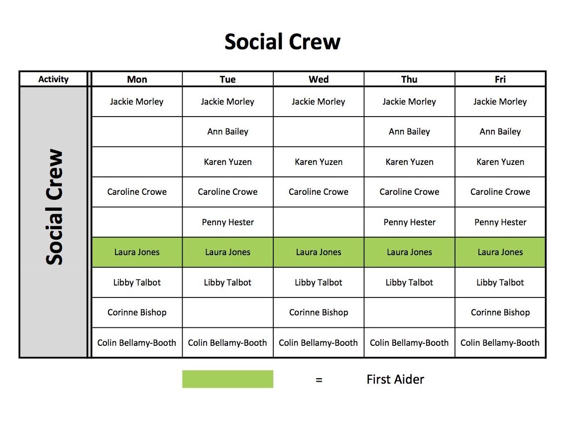 2017 Volunteer Roster – Final – 7