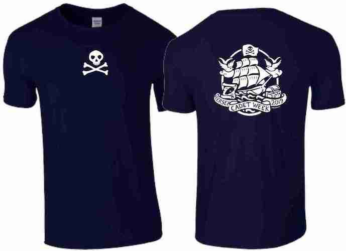 Childs T-Shirt (French Navy)
