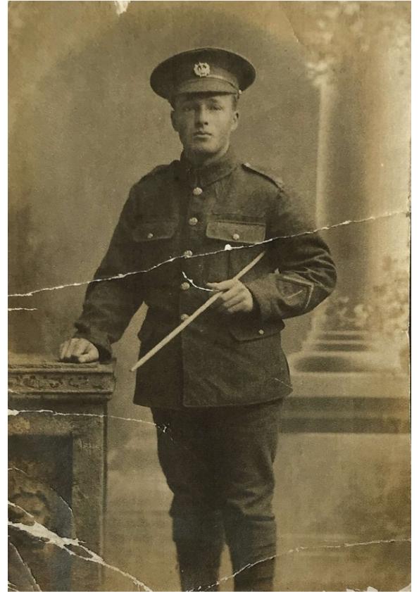 Private Arthur David Pullen