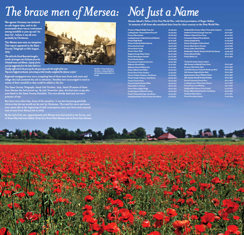 The Brave Men Of Mersea