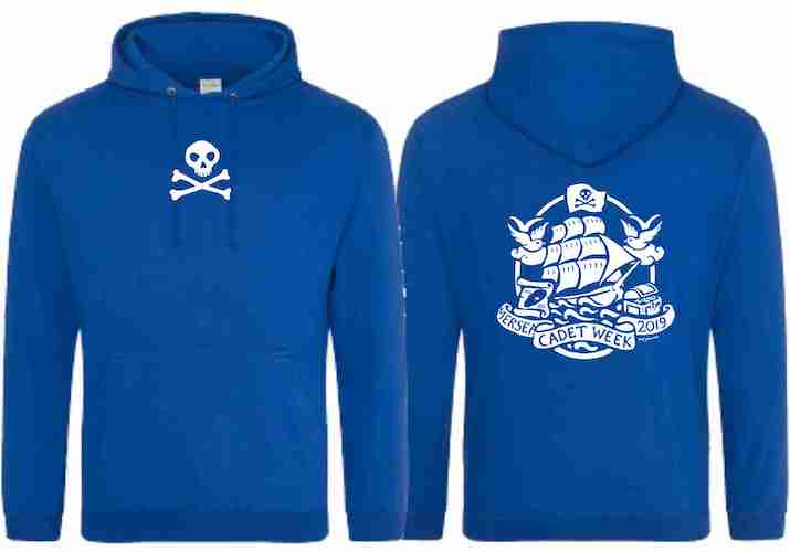 Adults Hoodie (Royal Blue)